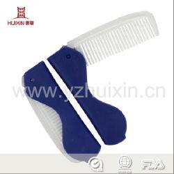 Hospital de alta calidad profesional de peine el cabello de plástico