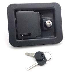 Compres気密車のかいは引きのハンドルの手段のかいドアロックを引込めた