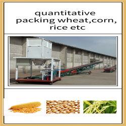 L'échelle quantitative du grain de l'emballage 25kg 50kg pour le blé Paddy Bean de maïs