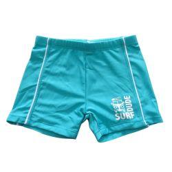 Schwimmen-Kabel-Jungen-Sportkleidung der Drawstring gedruckten kurze Hosen-Badebekleidungs-Badeanzug-Kurzschluss-Badeanzug-Nylonmänner