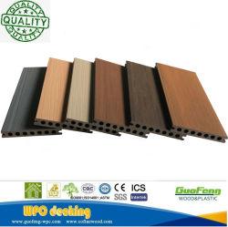 Os grãos de madeira respeitadora do ambiente Hot-Sale WPC sustentável um deck composto com preço de fábrica
