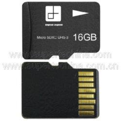 De bonne qualité micro personnalisé carte SDXC Uhs-3 (S1A-2211D)