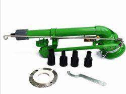 Het groene Kanon van de Regen van de Sproeier van de Irrigatie van het Metaal van het Bewijs van de Roest Grote