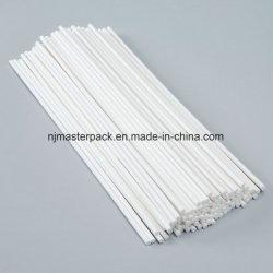 Bastone del Lollipop della carta kraft di bianco del commestibile 100%