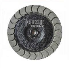 100 - 180 mm-Diamant-keramisches Bondcup-Rad für das konkrete Reiben