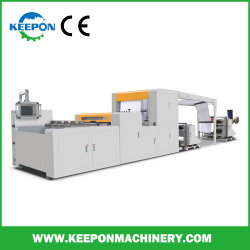Copiadora de tamaño A4 Corte de papel y la máquina de embalaje