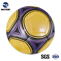 Draagbare de Prijs van de fabriek en de Bal van de Voet van het Voetbal van het Broodje Rubber/PU/TPU/PVC voor Verkoop