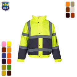 Tejido Oxford Fluorescencia Hi-Vis Yellow Jackets