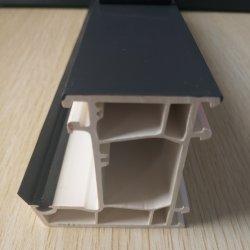 Пластмассовые изделия - -60 серии окон и дверей с УФ защитой Leadfree UPVC профиль