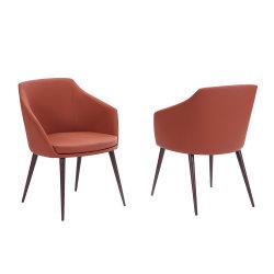 椅子を食事するカスタマイズされた卸し売り現代PVC
