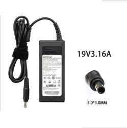 Samsung PC portable Adaptateur d'alimentation 19V3.16une alimentation