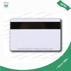 Leere PVC 2750OE Magnetstreifen-Kunststoffkarte, Geeignet für Überdrucken