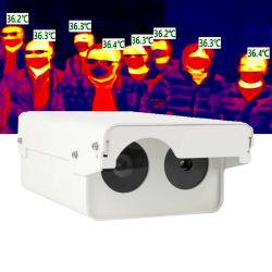 Dm60-Ws1 plus menschlicher Körper-thermischer Toner-Gesichts-Anerkennungs-Kamera-menschlicher Körper-Temperatur überblickt die thermischer Toner-Kameras, die Temperatur messen