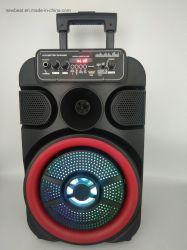 BT-Karaoke-drahtloser beweglicher lauter Lautsprecher mit Fernsteuerungs