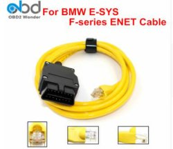 2017 professionista Esys Icom per Ethernet di Enet di F-Serie di BMW Enet aE-Sistema Icom del cavo di dati dell'interfaccia di OBD che codifica trasporto libero