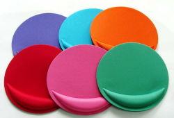 Ronda mouse pad con reposamuñecas de EVA Mousepad