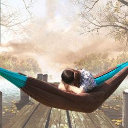 Un panno morbido delle 4 stagioni & Hammock di campeggio portatile del nylon, staccabili per la coperta esterna di picnic & del sacco a pelo