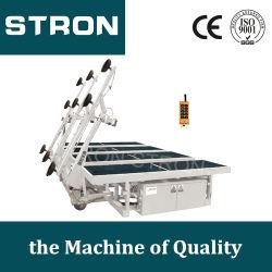 Stron Semi-Auto Table de découpe de verre de commande à distance