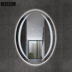 بالجملة غرفة حمّام جدار [لد] خفيفة ذكيّة يضاء مرآة مع مصباح