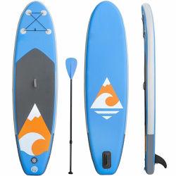 10 надувные встать Sup Surf системной платы с лопаткой