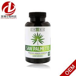 Zhou la nutrition, Saw Palmetto, complexe de santé de la prostate, 100 Capsules