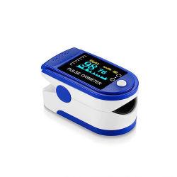 Dispositivo de bolsillo Oximete Oximetro LED Digital de la Salud supervisa el pulso Fingertip