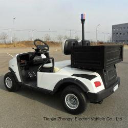 I 2 carrelli di golf elettrici del passeggero delle sedi hanno modificato l'automobile