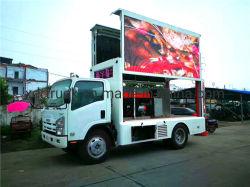 P3 P4 P5 P6 P8 P10 l'extérieur de l'écran LED haute Redolutions camion de déménagement