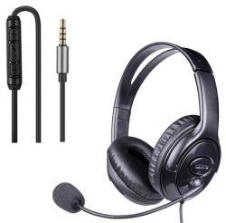 Bester Computer verdrahteter Spiel-Kopfhörer mit Licht Mikrofonmic-LED für PC Anschluss 3.5mm