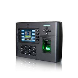 O WiFi/GPRS/3G câmera interna do Terminal de Controle de Acesso de Impressões Digitais construída na pilha de lítio com Foto - TFT (ID900)