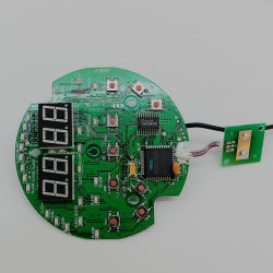 Inmersión Libre de Plomo HASL Gold/Silver/estaño Fr4 Mobile Phone Placa PCB