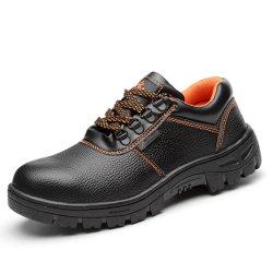 2021 Oficina elegante hombres Botas de puntera zapato de Trabajo de cuero de PU