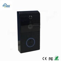 OEMの防水無線電信18650電池のビデオH. 264 720p WiFi IPのドアベル