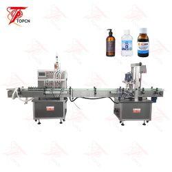 مغنطيسيّة مضخة عطر عصير [إسّنتيل ويل] ماء قنّينة زجاجة يعبّئ سائل آليّة يملأ يغطّي إنتاج [بكينغ لين] آلة
