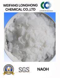 No CAS 1310-73-2/saponification de l'hydroxyde de sodium et de l'acide stéarique agit comme un émulsifiant/hydroxyde de sodium de haute pureté