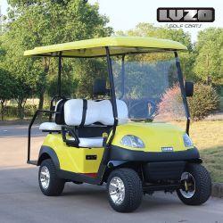 Четыре Seaters Китая Производство электрического поля для гольфа тележки