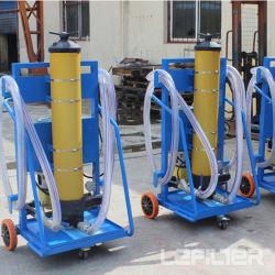Bewegliche Öl-Filtration-Karre des hydraulischen Filter-Pfc8314-100
