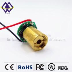 Aangepast koop de Goedkope Krachtige 520nm Groene Module van de Laser Focusable