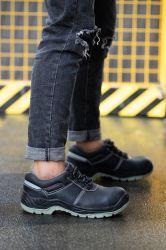 S3 Src EN ISO 20345 стандарта 15кв диэлектрическое короткого замыкания электрической Ударостойкий Обувь без металлов