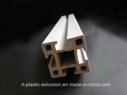 نموذج النافذة البلاستيكية البلاستيكية ذات الجودة العالية في الصين ملف تعريف النافذة البلاستيكية