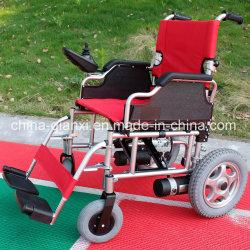 Energien-Rollstühle für alten Mann/verwendete faltende Energien-Rollstühle/Rollstuhl setzt für Preis elektrischen Rad-Stuhl fest