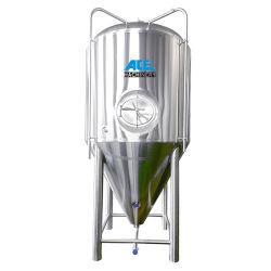 Des As-500L 1000L 2000L Gärungserreger Bier-Gärungsbehälter-Edelstahl-des Wein-Becken/200L/Gärungserreger-Preis
