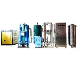 ozono 1kg/H producendo trattamento delle acque quotidiano di zona residenziale dell'unità