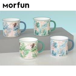 La porcelaine promotionnels personnalisés Logo personnalisé imprimé Mug Blanc tasses de café des tasses en céramique pour cadeau