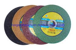 4-Inch per il taglio di metalli ed il disco di molatura hanno depresso la rotella tagliata centro per le parti degli attrezze