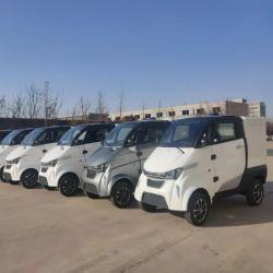 Logística EV de vehículo para Kfc