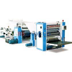 آلية N آلية لطي ورق المنشفة اليدوية للوجه المجلد