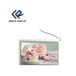 """8"""" no painel TFT LCD Digital Media Player Module Rg-T800miwn-01"""