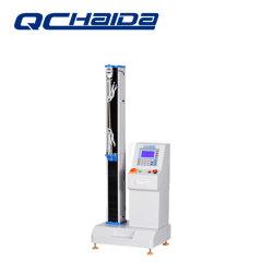Columna de una sola máquina de ensayo de resistencia a la tensión de hilo