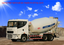 2020 6X4 du CCEA Bétonnière de camions de transport